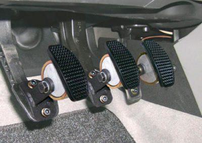 Adaptación en pedales
