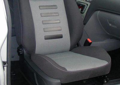 Ayuda al acceso y asientos móviles