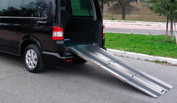 Rampas para sillas de ruedas: accesibilidad