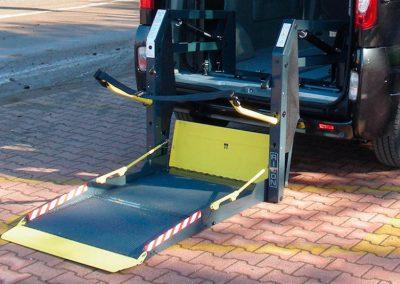 Plataformas elevadoras doble brazo Kit Tiu