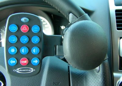 Centralita mandos rayos infrarrojos D1094-FR