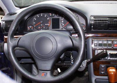 Monomando Europa acelerador y freno mecánico D-36800