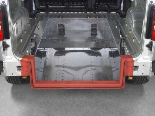 ¿Qué es el rebaje de piso o cajeado trasero?