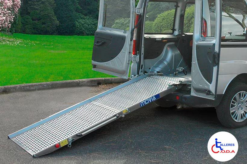 Rampas para coches de minusválidos: ¿Qué son y cómo se utilizan?