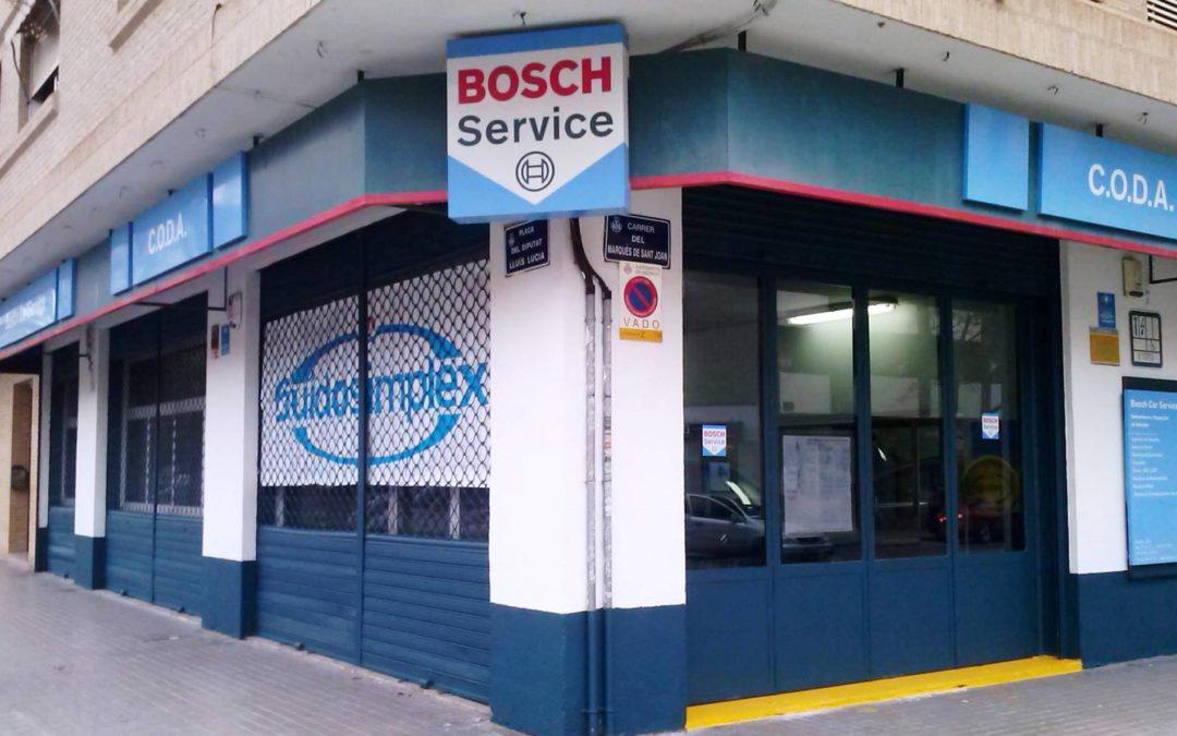 Talleres Coda, tu Bosch Car Service en Valencia