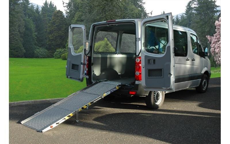 Rampas para furgonetas: ¿Qué son y cómo se utilizan?